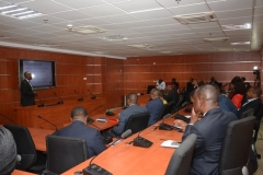 2018 First Business Clinic of the LCCI Petroleum Downstream Group 1