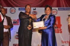 Award bestowed to Techno Oil as the Most Innovative & Impactful Company in the Downstream Oil & Gas by LCCI in 2014