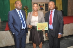 "Partnership recognition for Techno Oil's numerous contribution to the ""Support Our Schools"" Initiative by the Government"