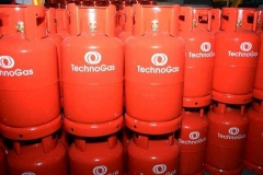 Techno Oil Branded LPG Cylinders