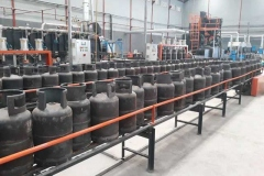 Techno Oil LPG Cylinder Manufacturing Plant