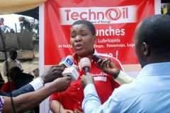 Techno Oil Lubricants relaunch at Mechanic Village, Ilasamaja Lagos
