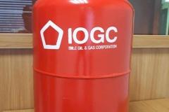 TECHNO OIL PRODUCED LPG CYLINDER FOR IOGC