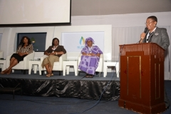 Women in LPG Inaugural Conference held at Federal Palace Hotel, Lagos
