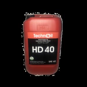 25 LTR HD 40