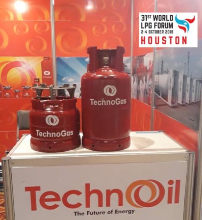 Made-in-Nigeria cylinders unveiled at World LPG Forum