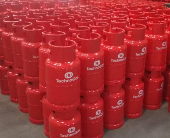Technogas cylinders 2